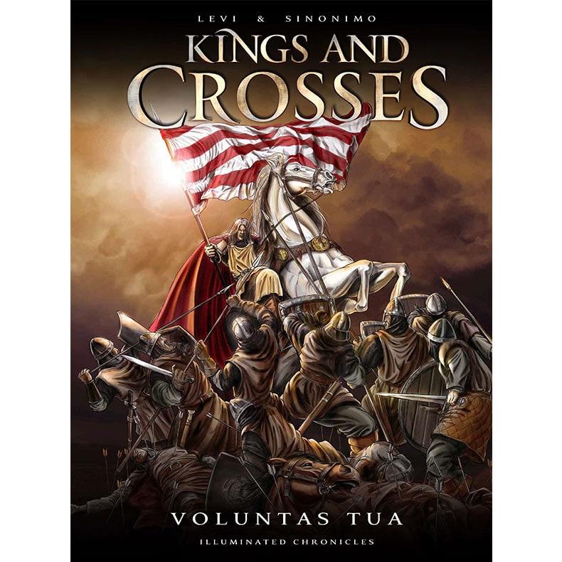625b27af0c Kings and Crosses - E-book - angol verzió - Magyar Történelmi ...